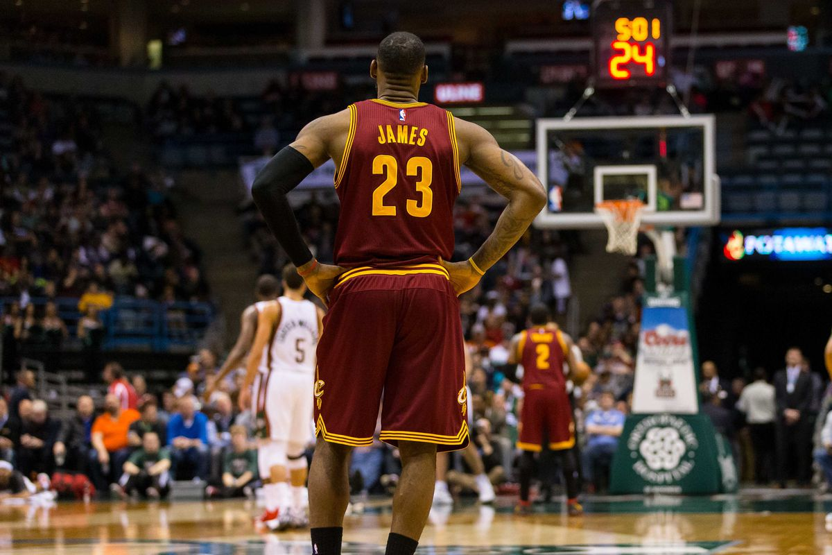 4c84991e1dfd LeBron James should be the 2014-15 Most Valuable Player - Fear The Sword