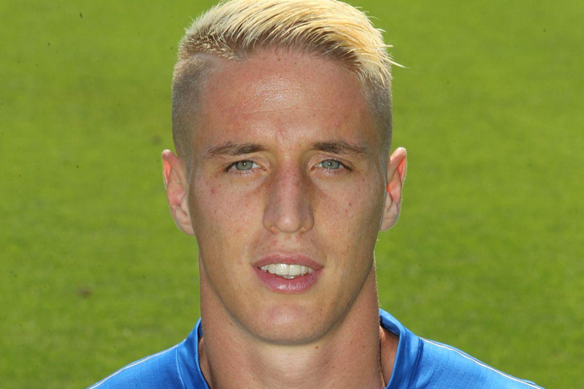 Italy U21 Oficial Team Photo