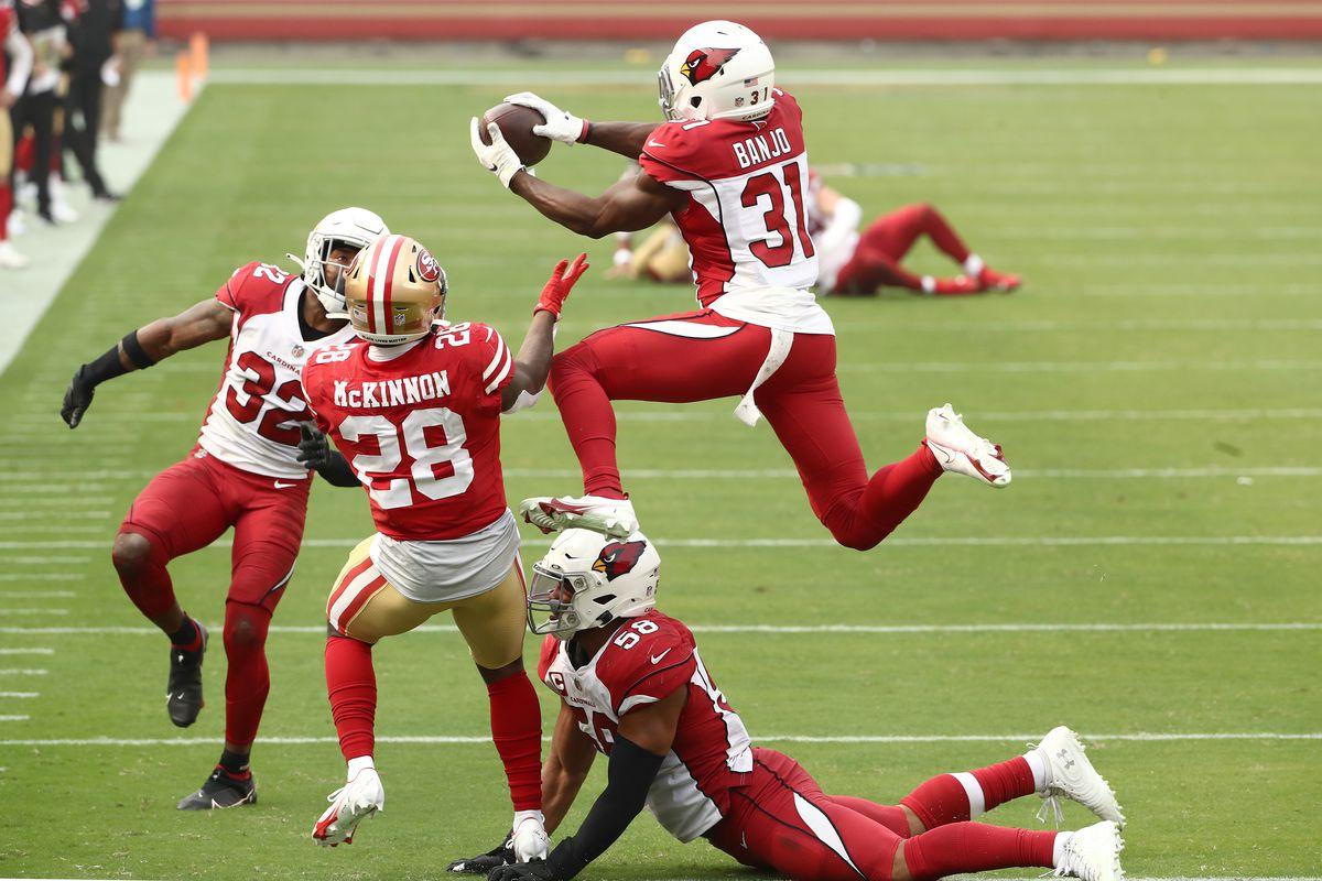 Arizona Cardinals v San Francisco 49ers