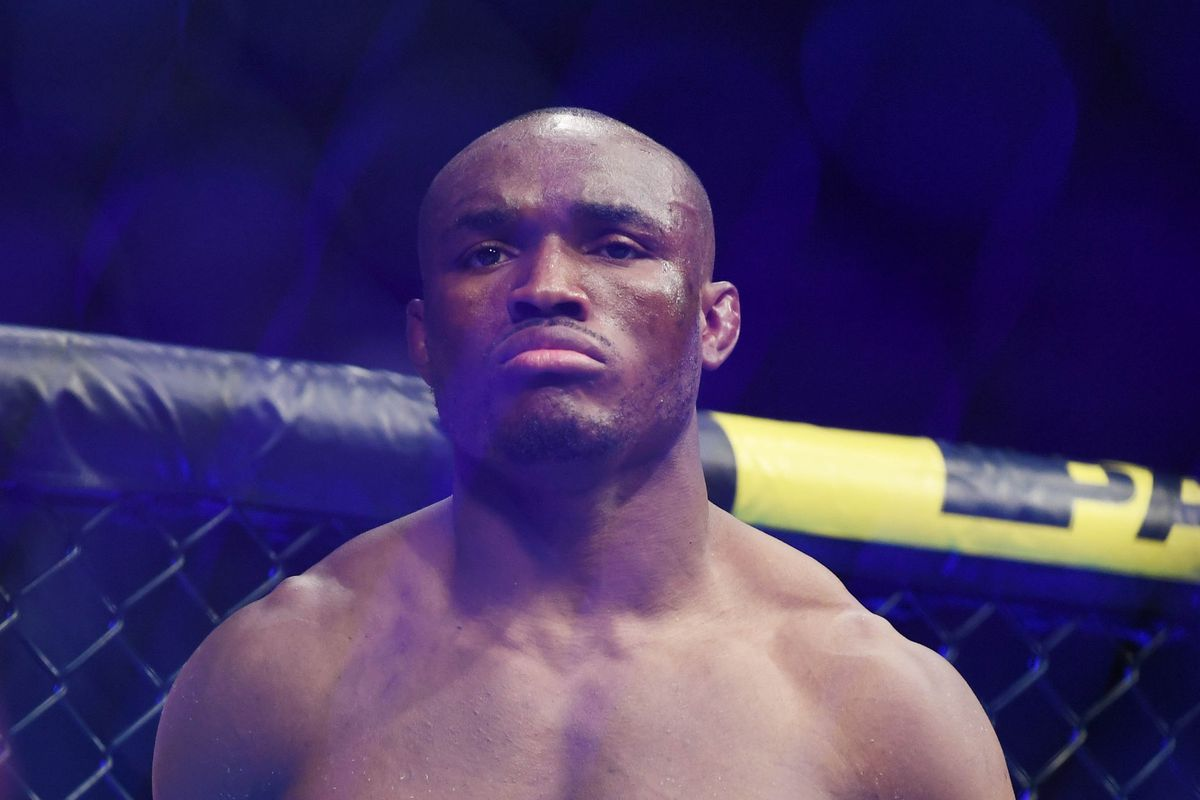 Colby Covington Kamaru Usman Is Tyron Woodley 2 0 With All Of His Injury Excuses Mmamania Com