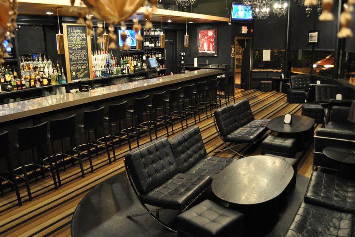 Sister restaurant Kama Lounge in Quincy