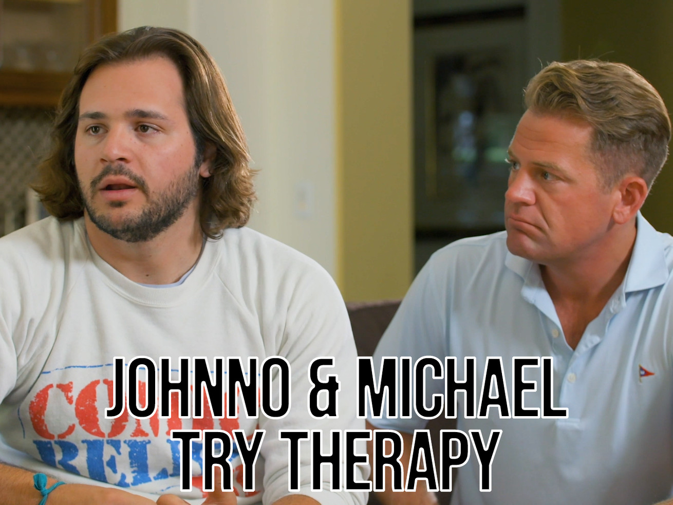Johnno and Michael Try Therapy