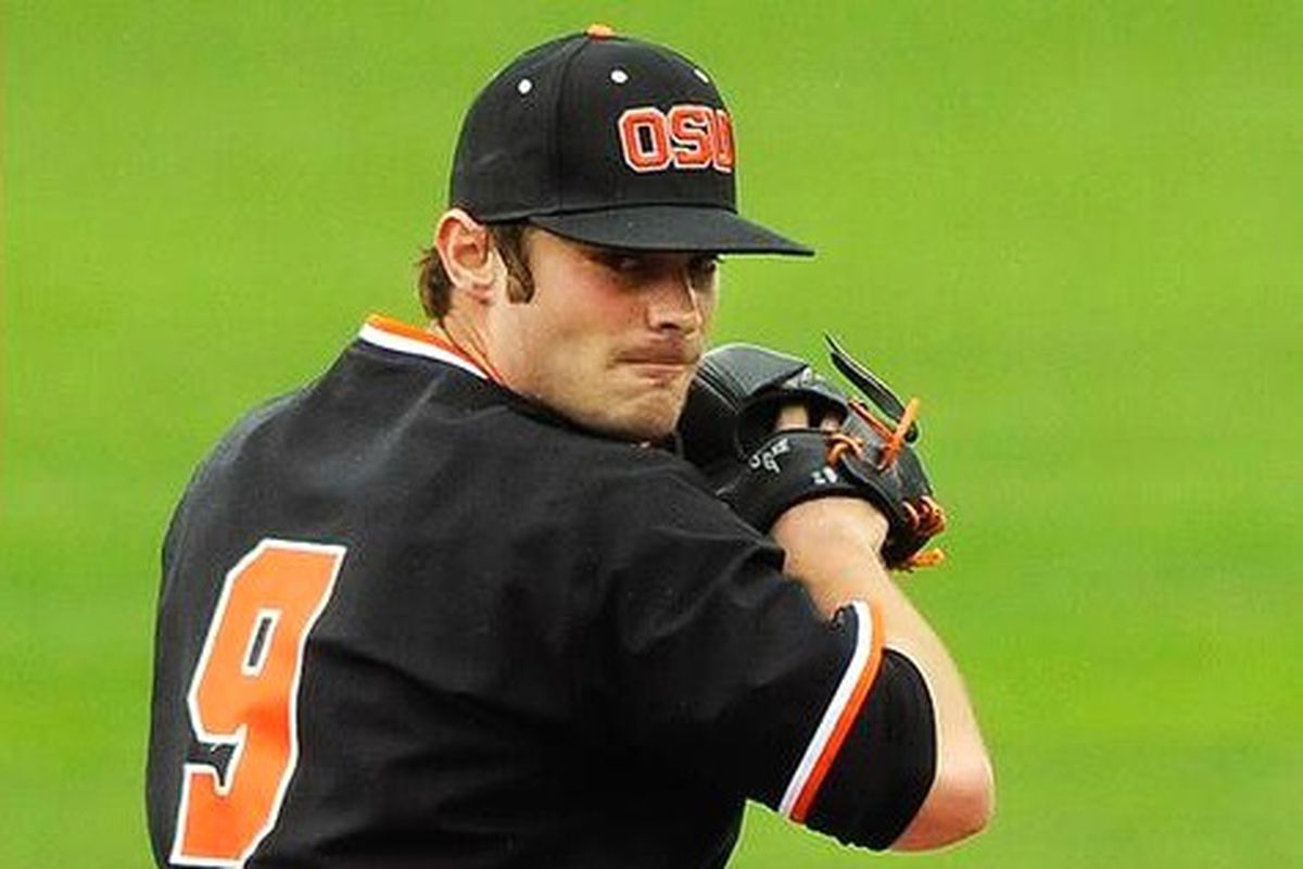Ben Wetzler will take the point on pitching for Oregon St. as the Beavers begin Pac-12 play in Utah.