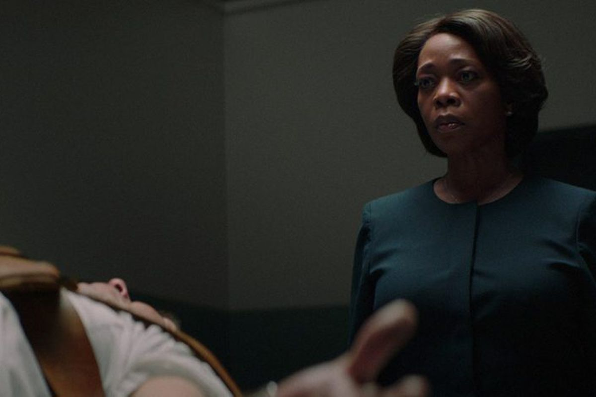 Today at the Chicago International Film Festival: Alfre Woodard in 'Clemency'