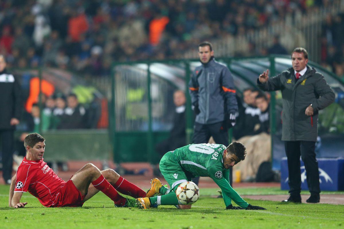 PFC Ludogorets Razgrad v Liverpool FC - UEFA Champions League