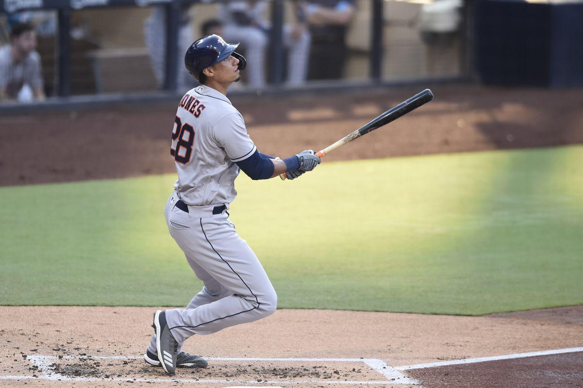 Houston Astros v San Diego Padres