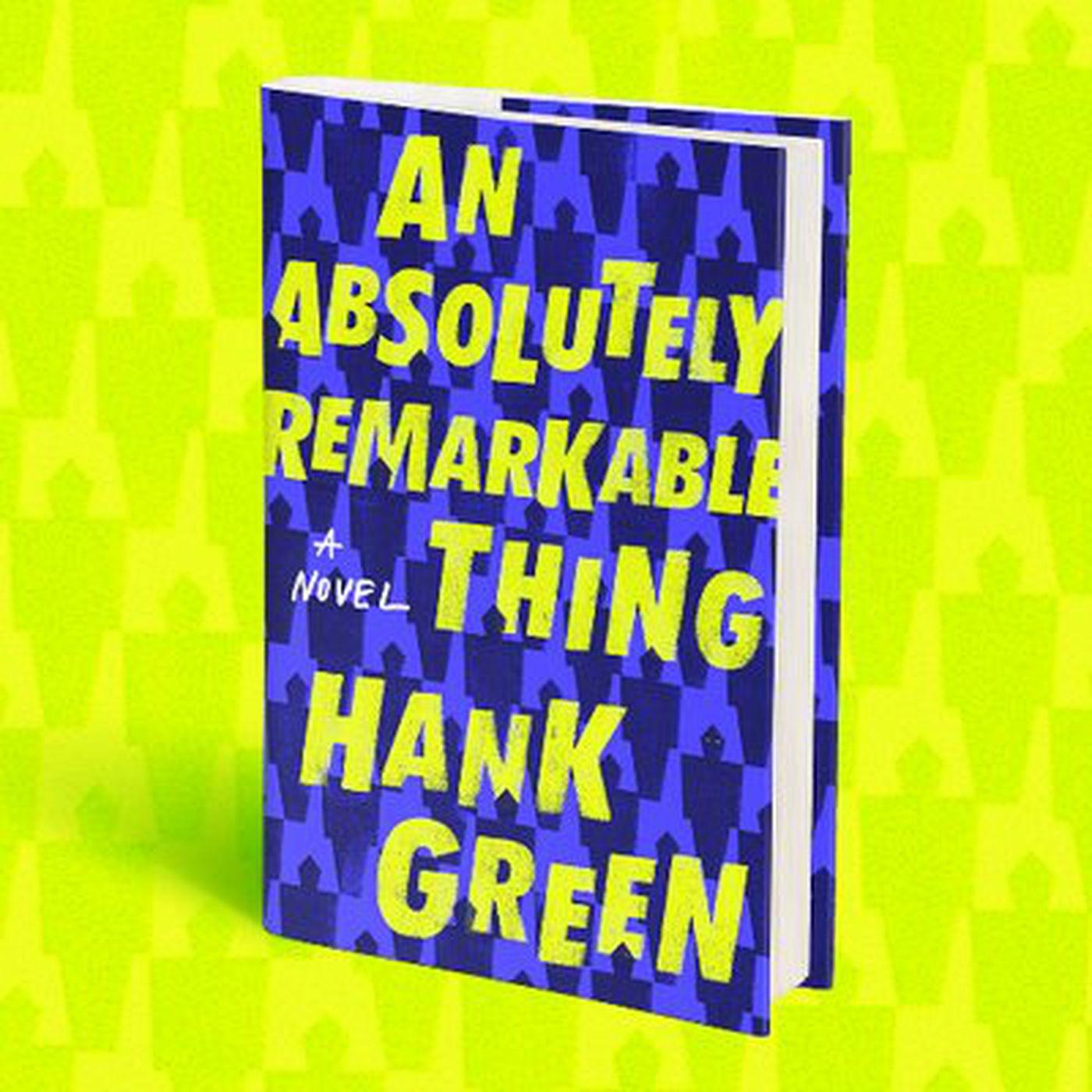 YouTuber Hank Green on art, giant robots, and internet fame