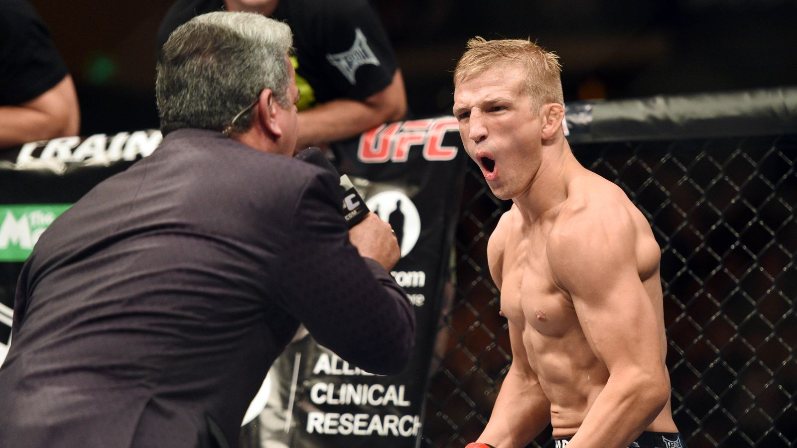 Knockout Watch Tj Dillashaw Vs Joe Soto Full Fight Video
