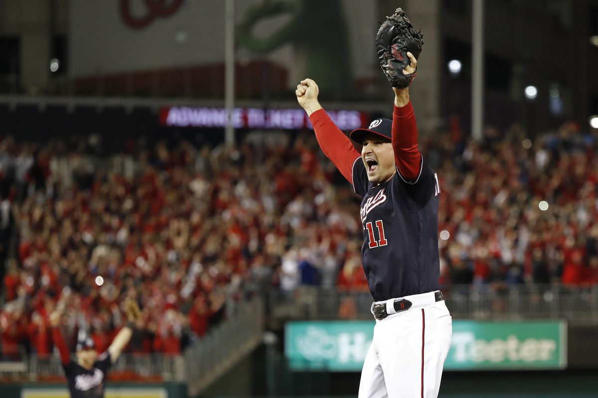 MLB: NLCS-St. Louis Cardinals at Washington Nationals