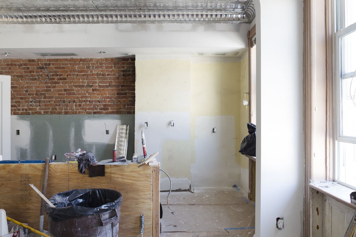 Part 7: Crafting our open kitchen from scratch - Curbed NY