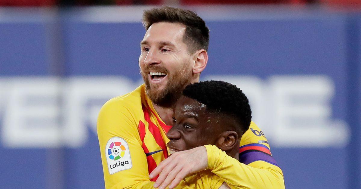 Five talking points from Osasuna 0-2 Barcelona - Barca Blaugranes