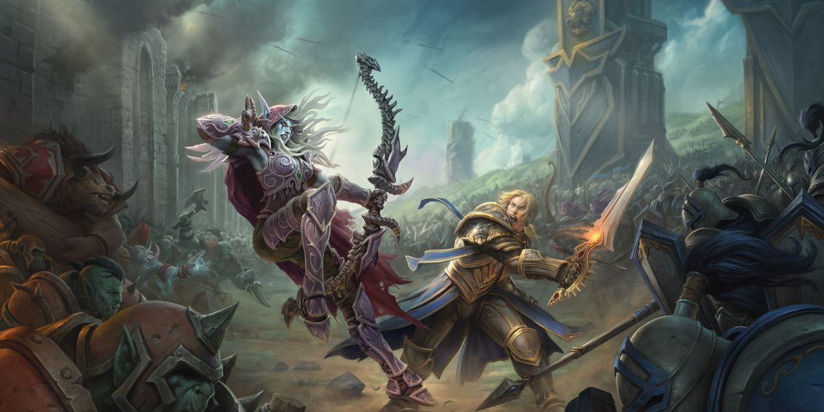 Battle for Azeroth: World of Warcraft returns to its roots - Polygon