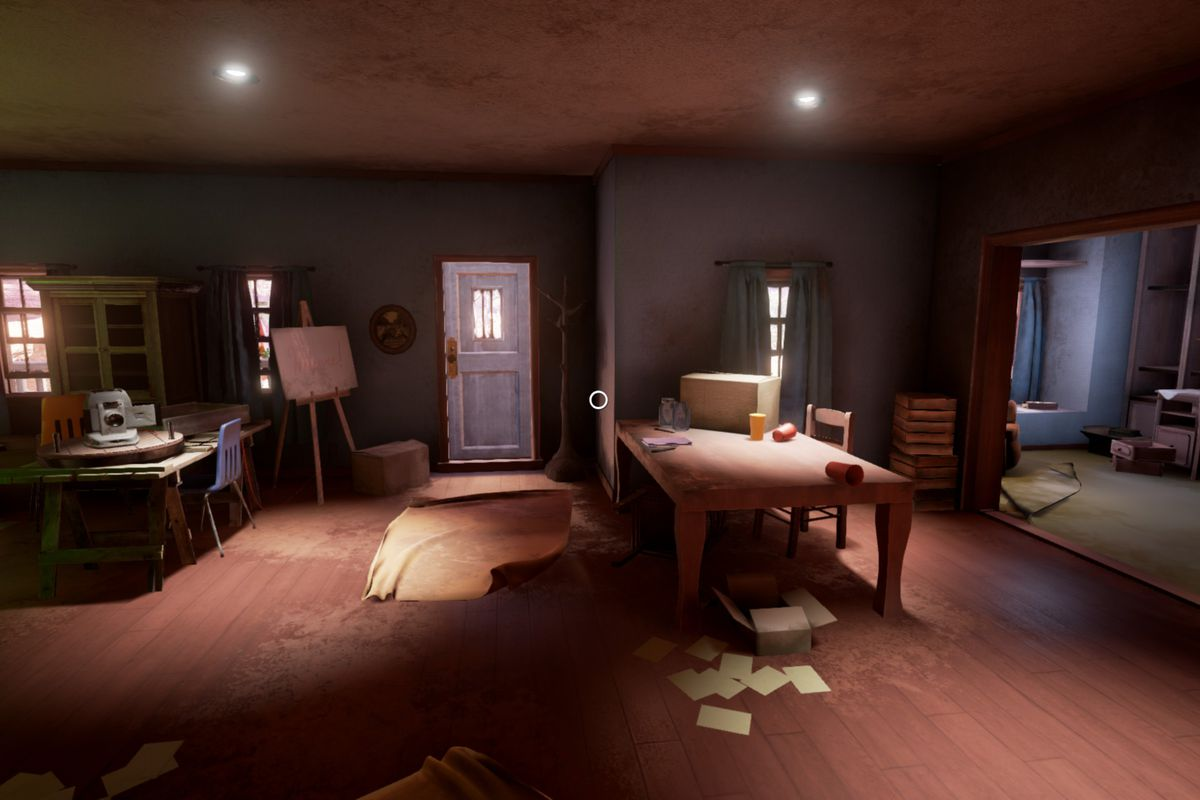 Obduction walkthrough: Hunrath 4  Farley's house - Polygon