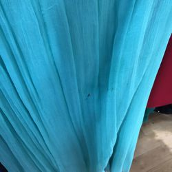 Carlos Miele gown (with stain), $176