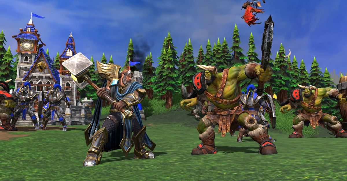 Important World of Warcraft character returns in patch 8.2 - Polygon