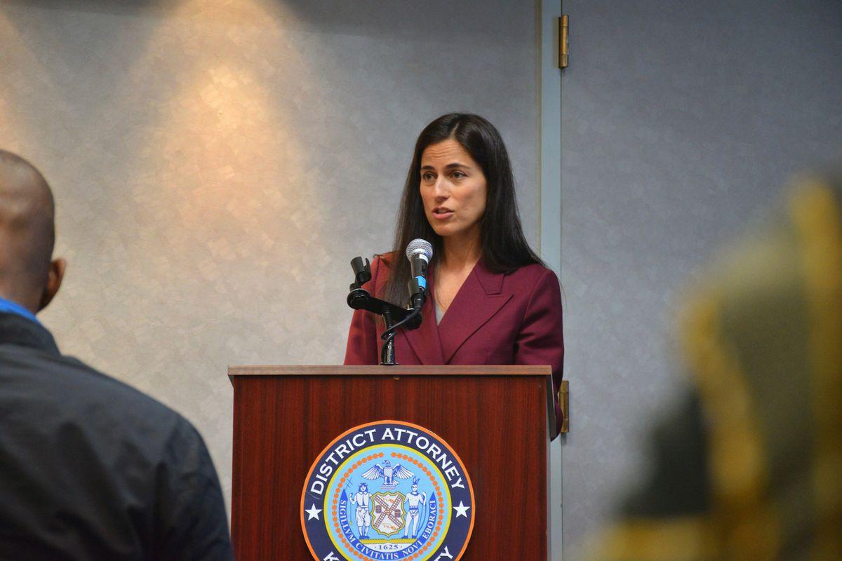 Tali Farhadian Weinstein is running for Manhattan District Attorney.