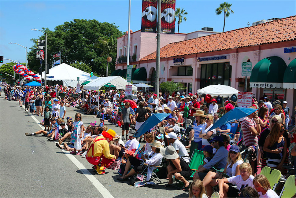 5+ Cool Fourth of July Events in LA