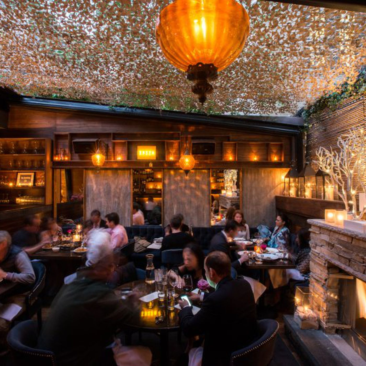 Solid Nyc Restaurants With Fireplaces