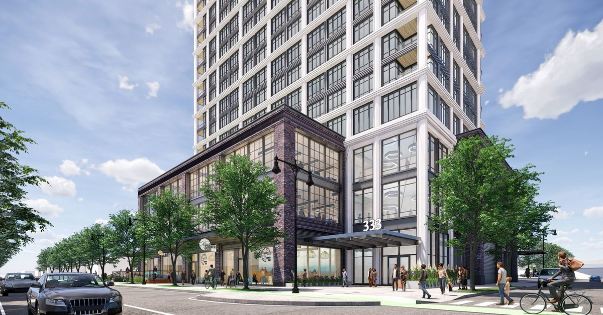 South Boston project would add 265 apartments off Dorchester Avenue
