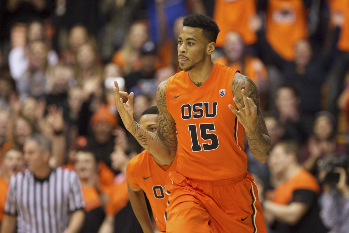 Oregon St. has won 3 of 3 against the LA schools this season; Eric Moreland will lead the Beavers in search of the elusive LA Sweep this evening.