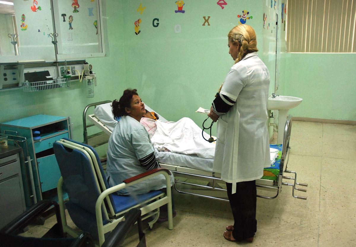 cuba hospital