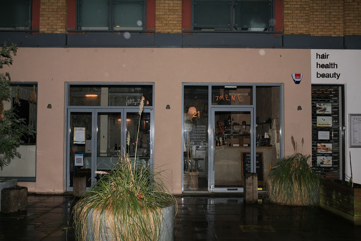 Jolene in Newington Green remains open during the coronavirus lockdown