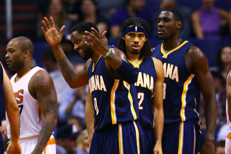 indiana pacers team