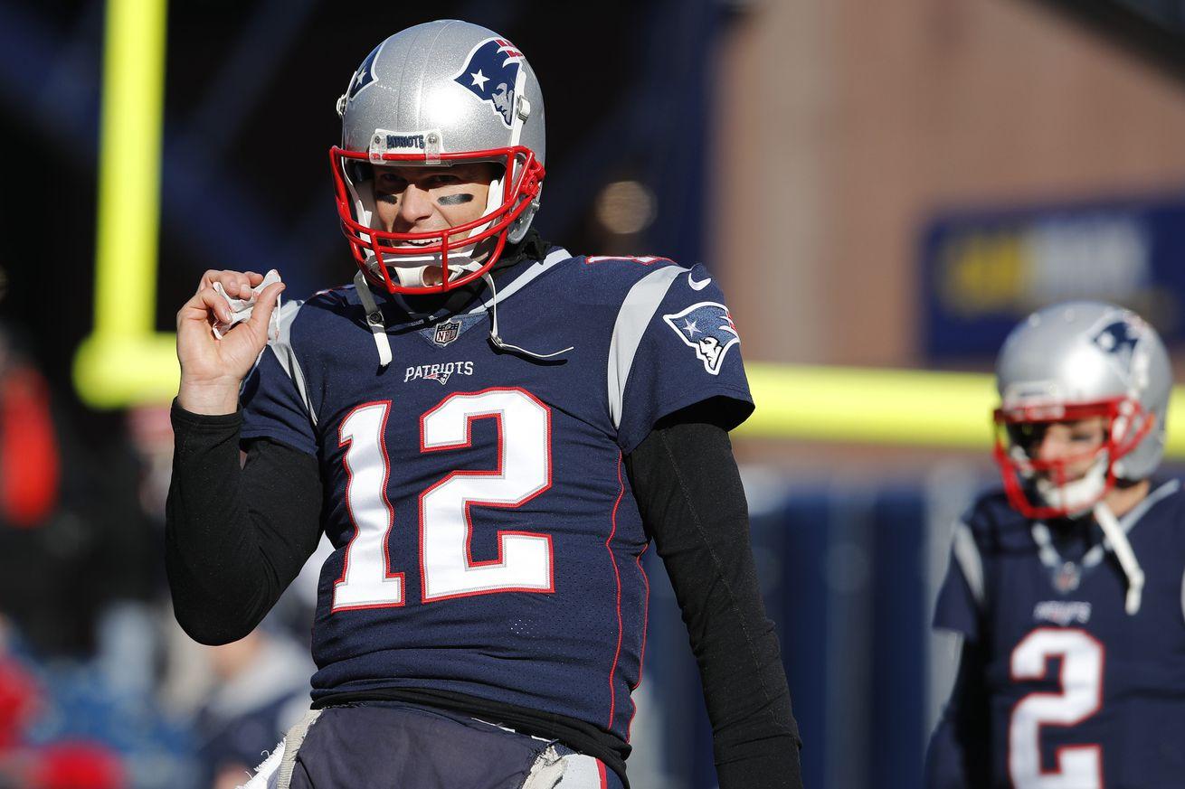 usa today 11892236.0 - Quarterbacks Brady, Goff atop Super Bowl MVP odds