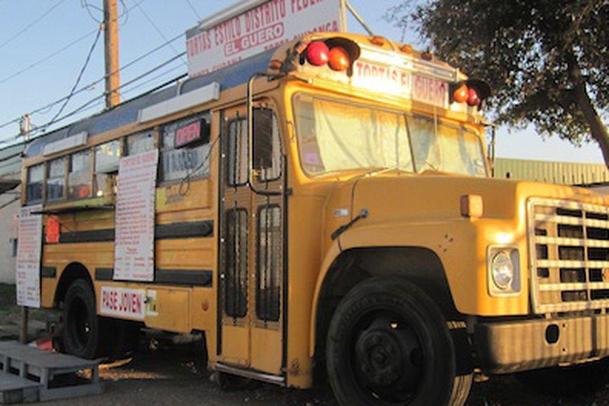 El Guero Taco Truck.