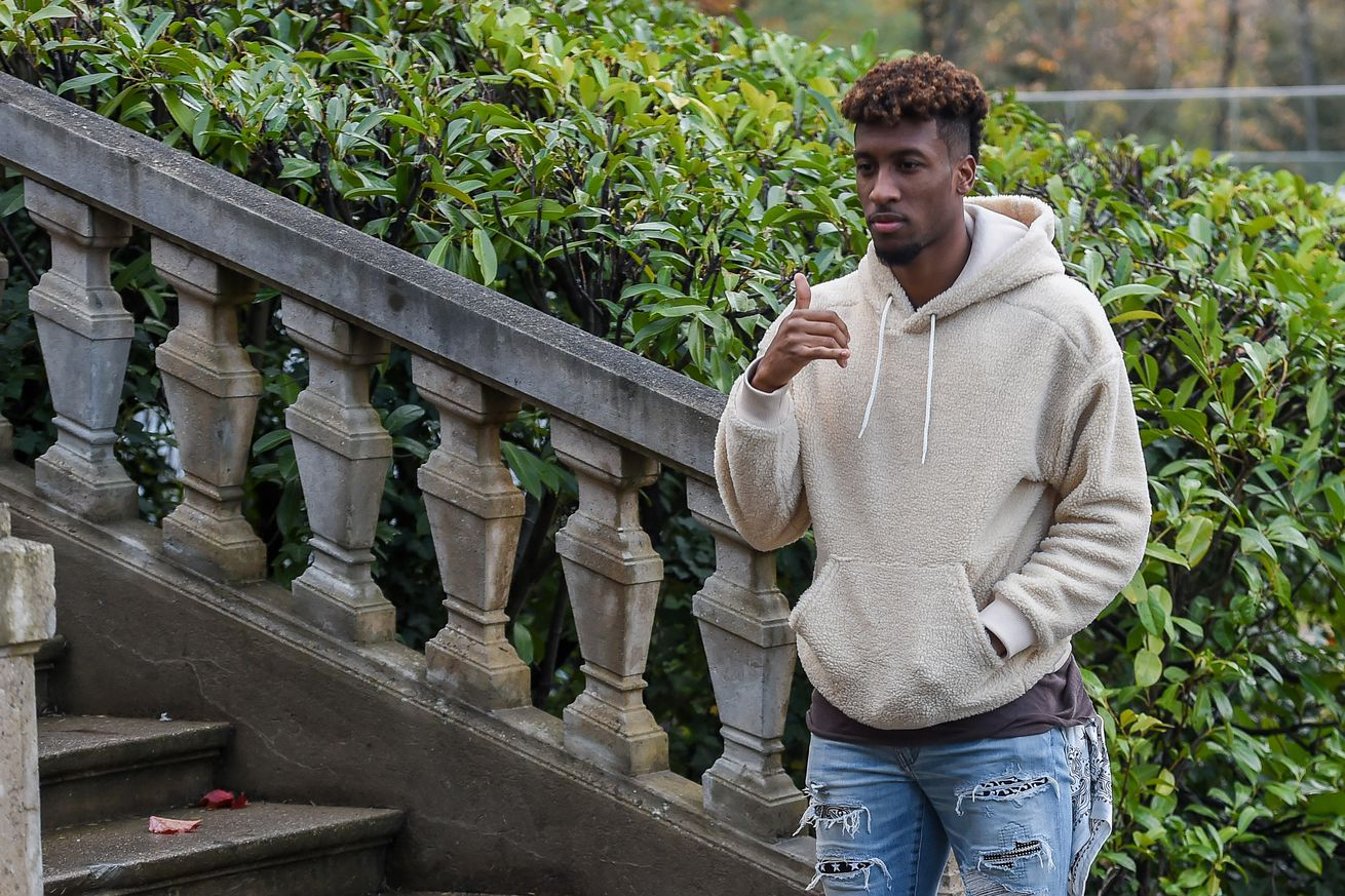 Daily Schmankerl: Manchester City wants Kingsley Coman to replace Leroy Sané