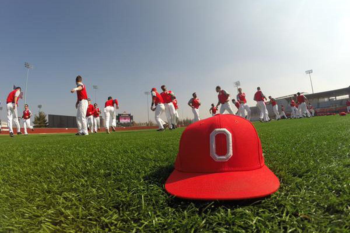 Ohio State Baseball Buckeyes Host Evansville In First Home