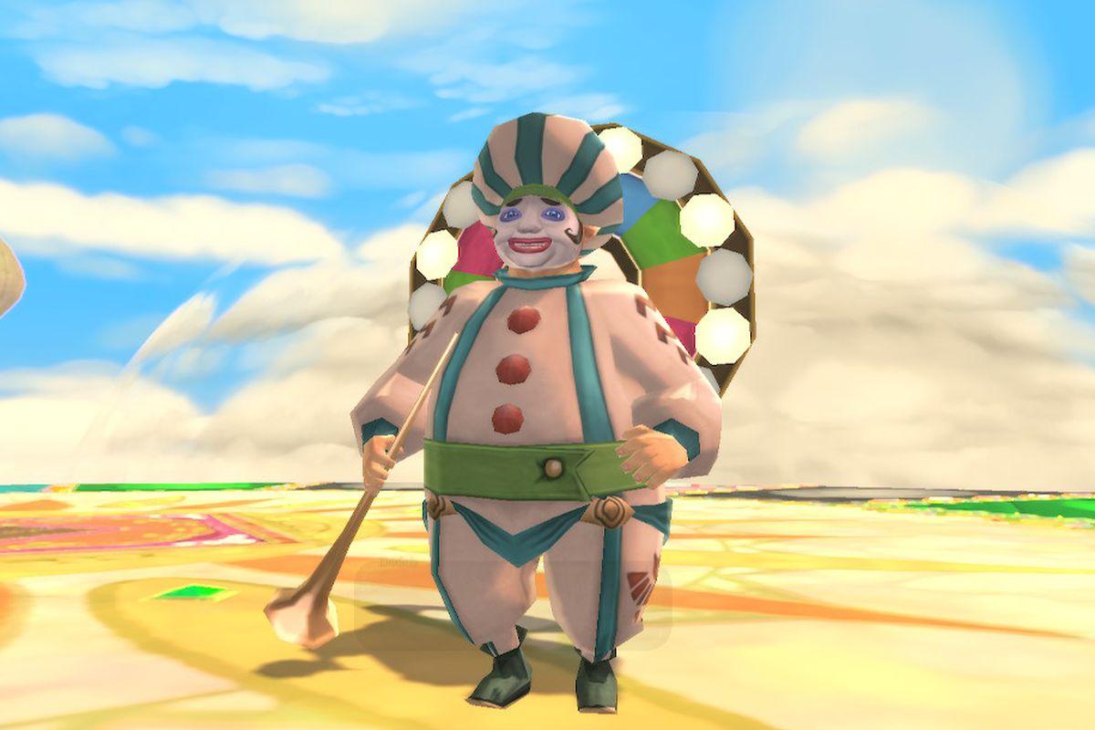 Dodoh from The Legend of Zelda: Skyward Sword HD