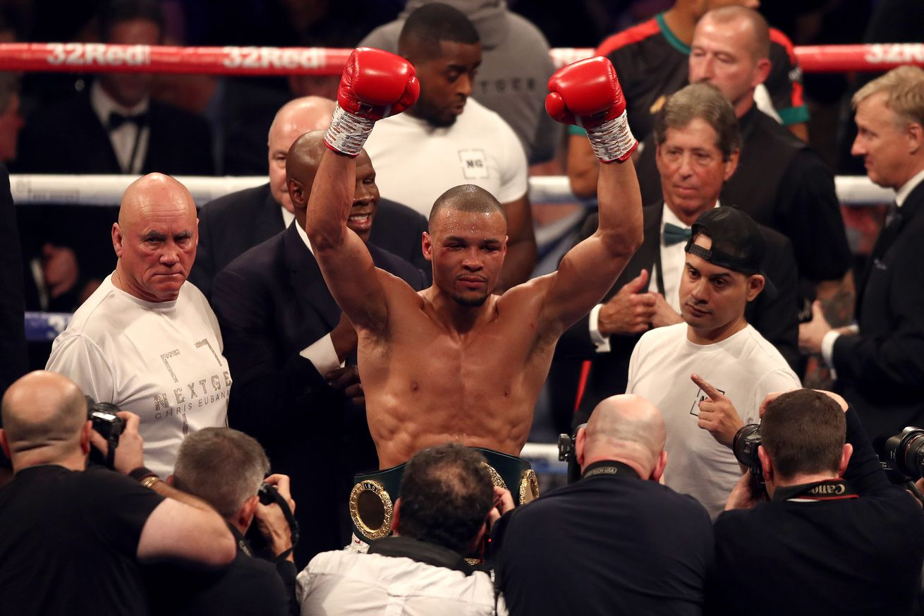 1131682837.jpg.0 - Vasquez urges Eubank Jr. to commit to one trainer