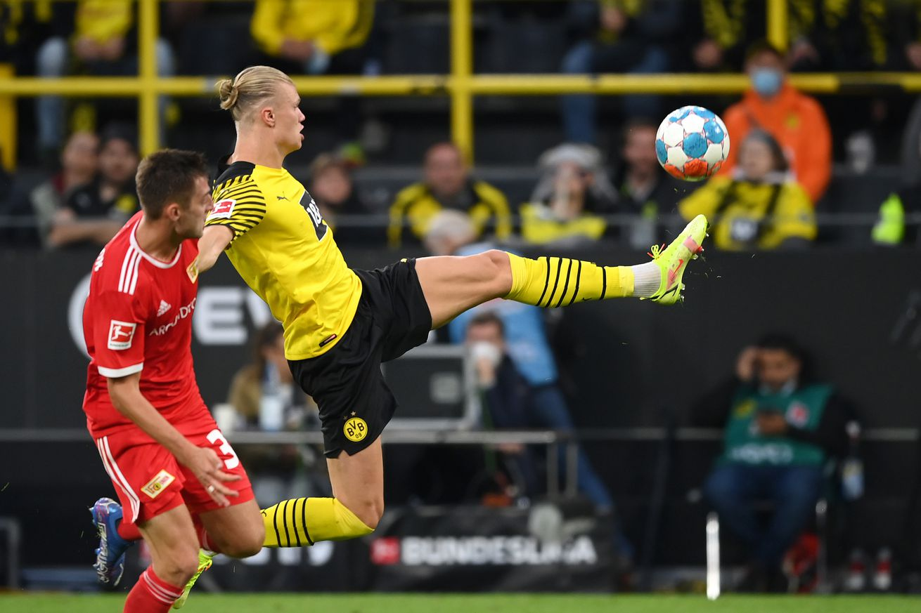 Three Observations from Dortmund?s 4-2 Victory over Union Berlin