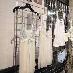 Bridal Chemises, $35