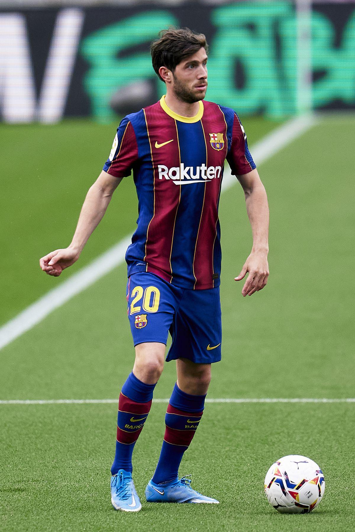 FC Barcelona v Granada CF - La Liga Santander
