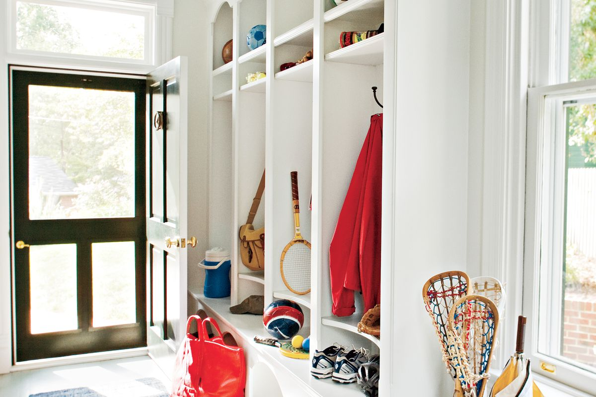 Make A Mudroom That Works For You This Old House