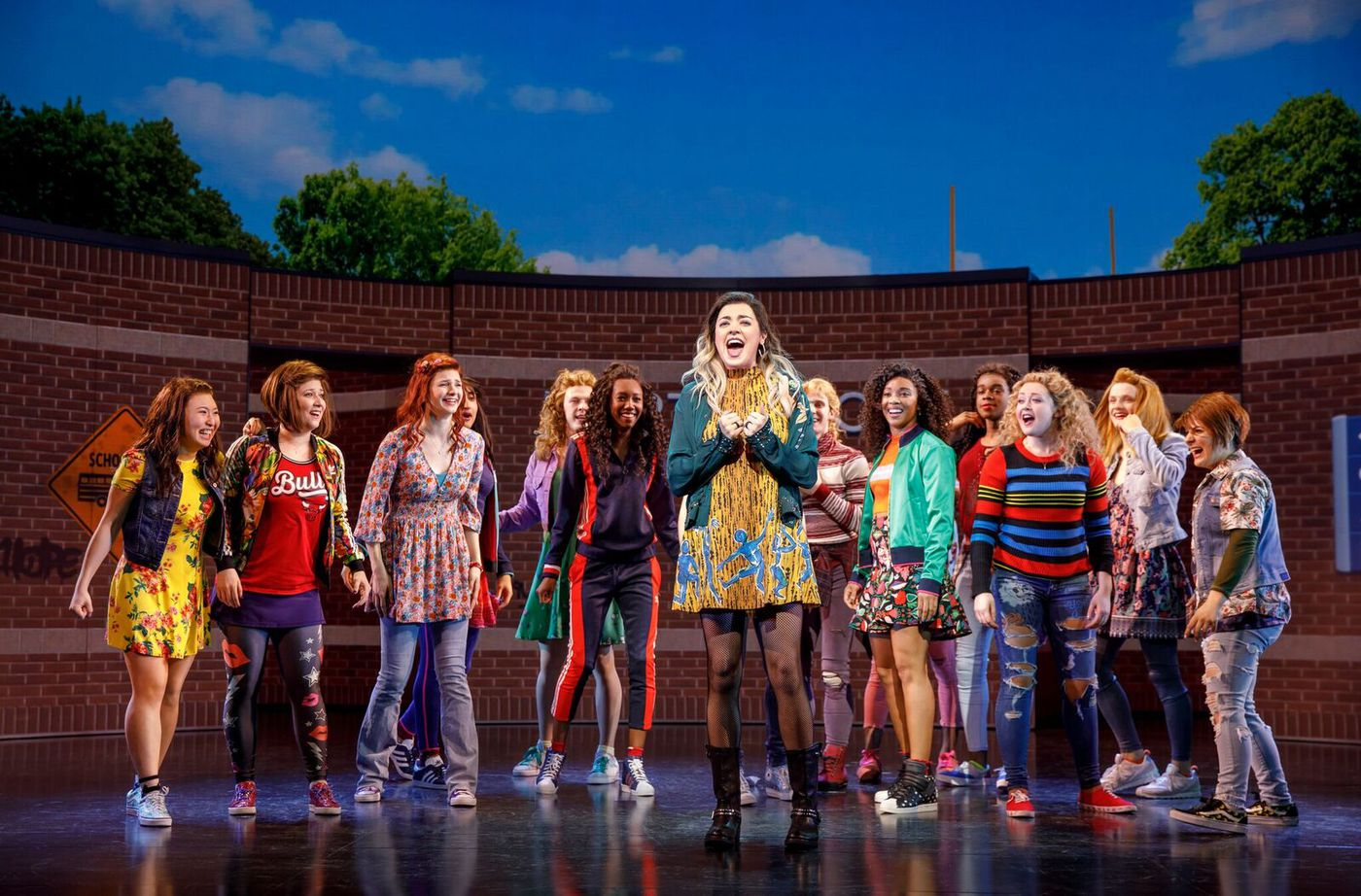 Tina Feys Mean Girls Musical On Broadway What It Does