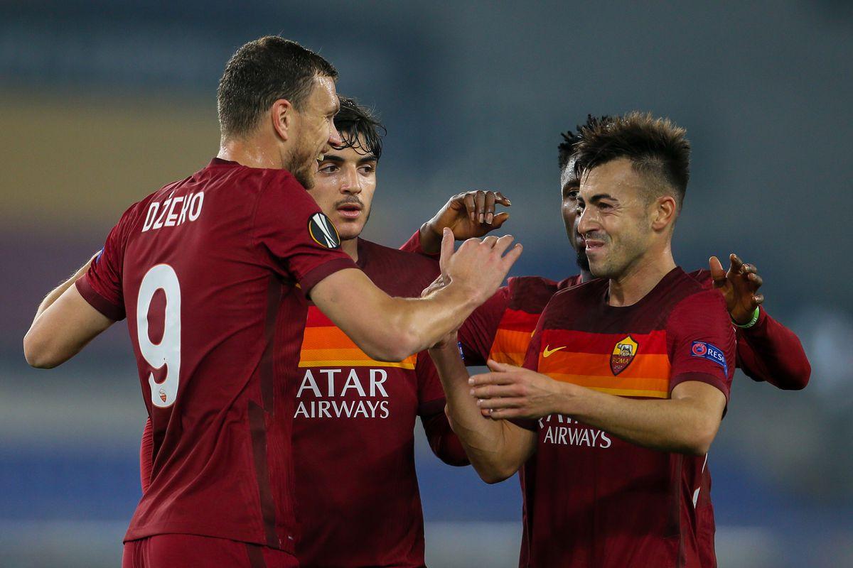 AS Roma v Sporting Braga - UEFA Europa League Round Of 32 Leg Two