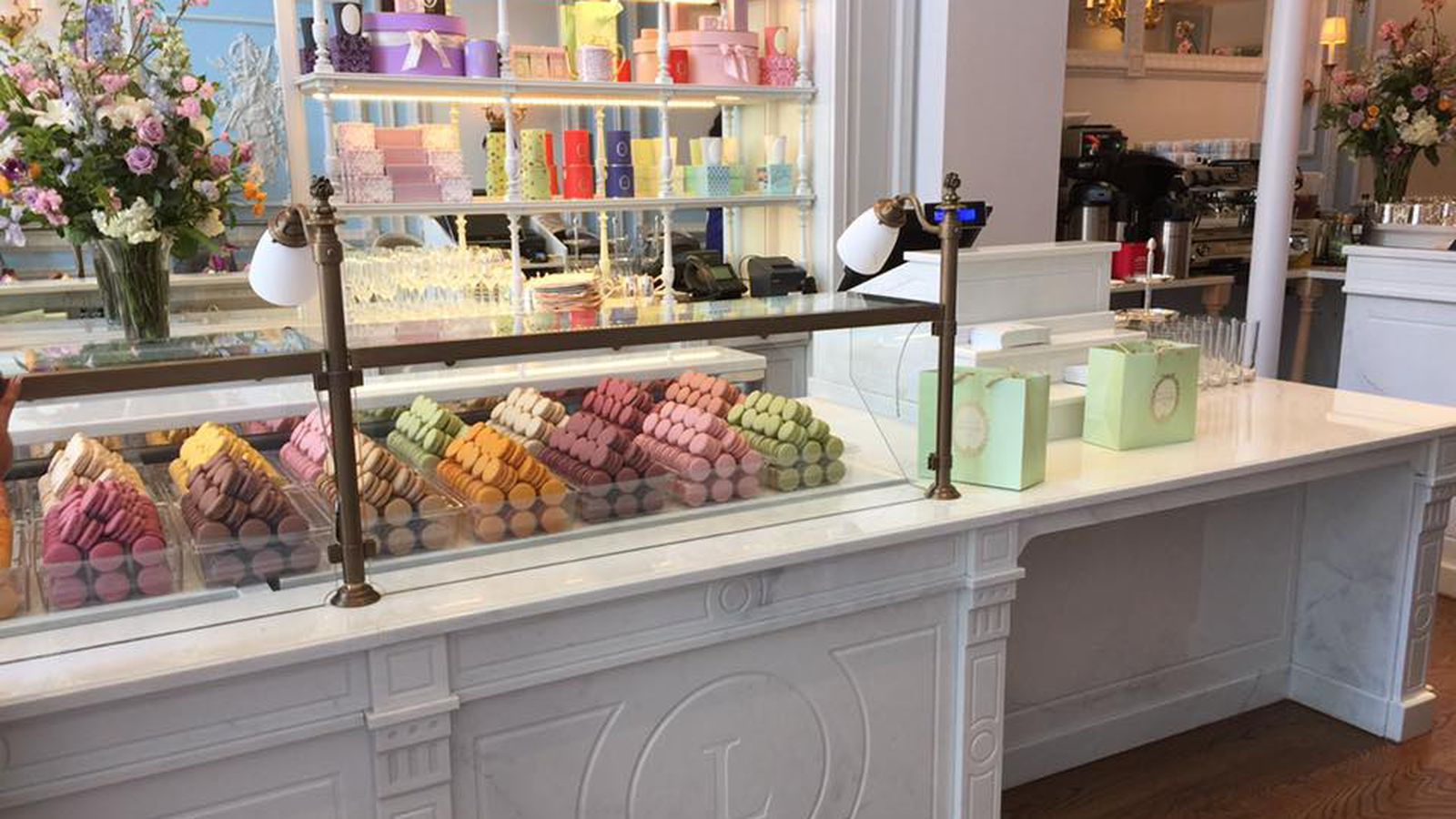 Ladur 233 E Georgetown And All Its Macaron Glory Now