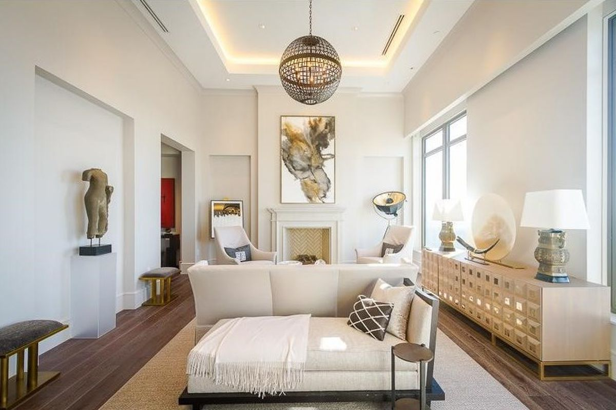 At Buckhead\'s Mandarin Oriental, freshly finished condo is deluxe at ...