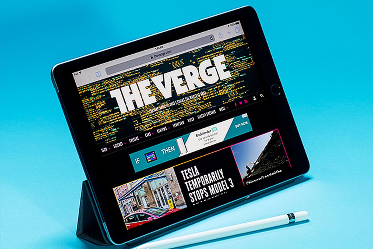 9d1c776c5c1 Your old Apple Pencil isn't compatible with the new iPad Pro - The Verge