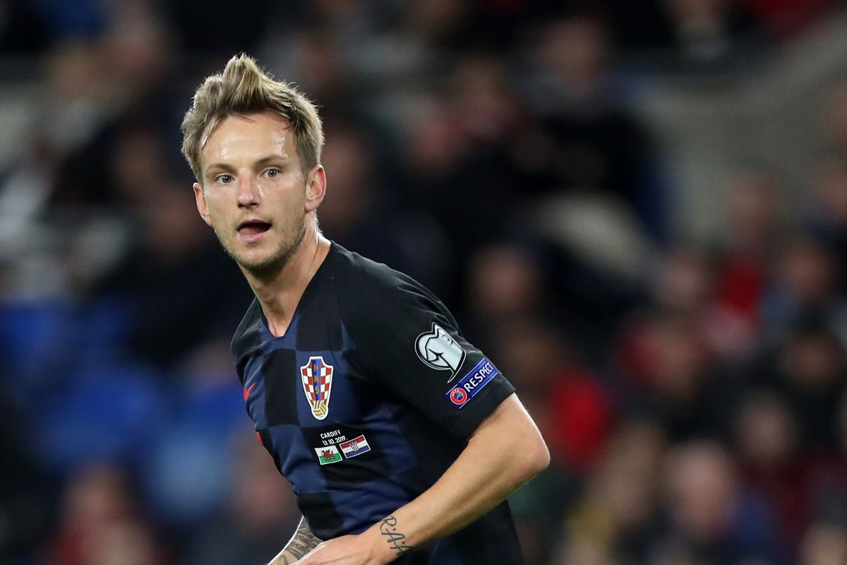 Ivan Rakitic to miss Croatia's clash with Slovakia due to achilles injury