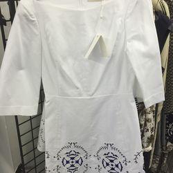 Dani dress, $150 (was $495)