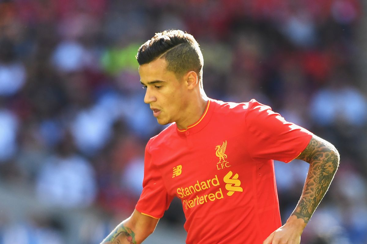 Barcelona Agree Personal Terms With Liverpool s Philippe Coutinho