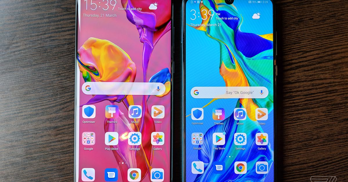 Huawei's phone sales are ballooning while Apple and