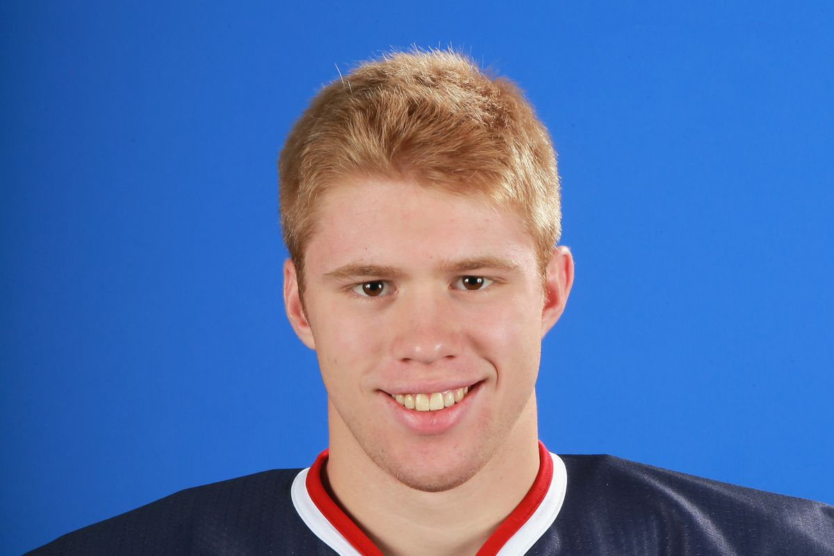 JT Compher scored a key third period goal to tie the Russians.