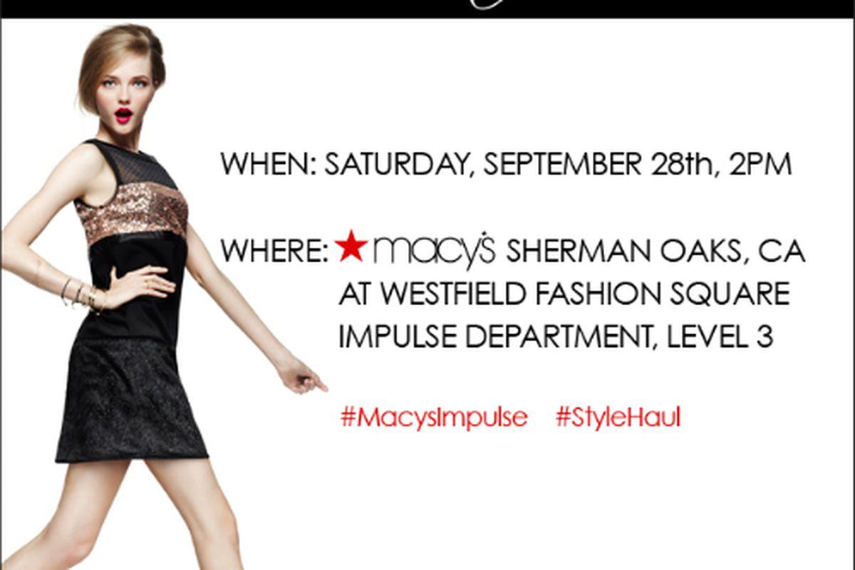 Flyer via Stylehaul