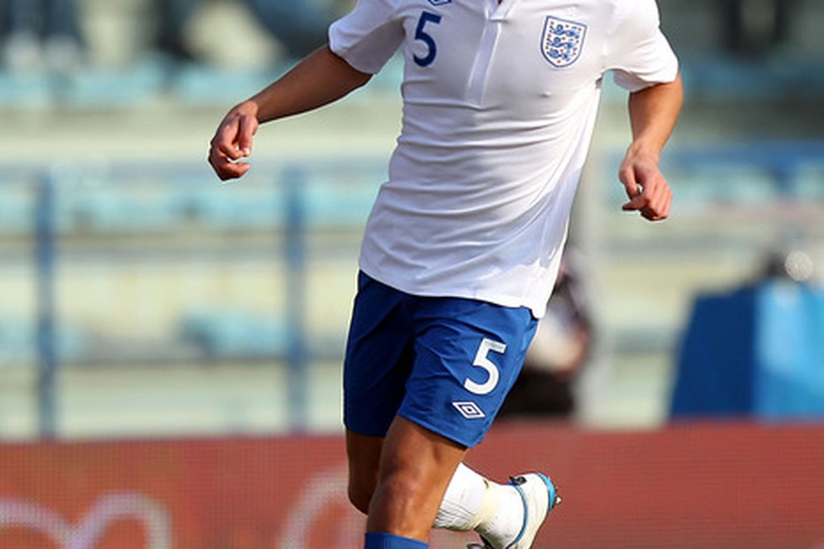 Jack Rodwell - The latest off the Everton production line.