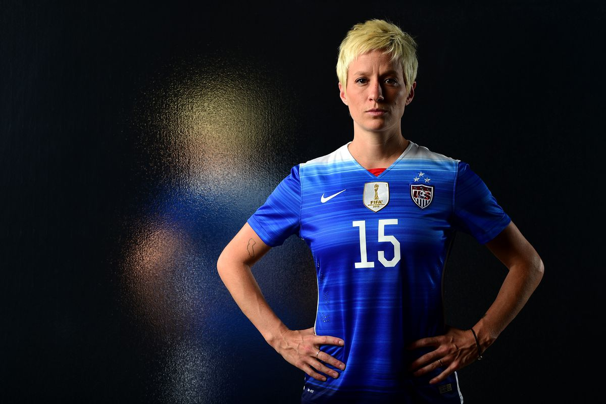 Megan Rapinoe says gay women o...